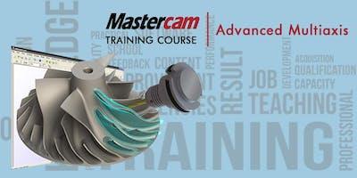 Version 2019 Mastercam Advanced Multiaxis Training