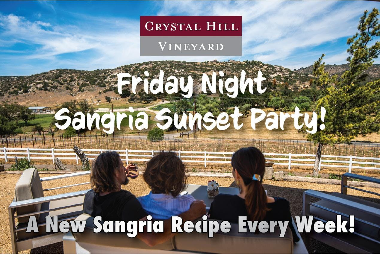 Friday Night Sangria Sunset Party