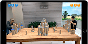 MN VR and HCI June 2018: ARKit 2, Eyeo