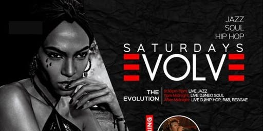 SATURDAYS EVOLVE @ Union Park Addison