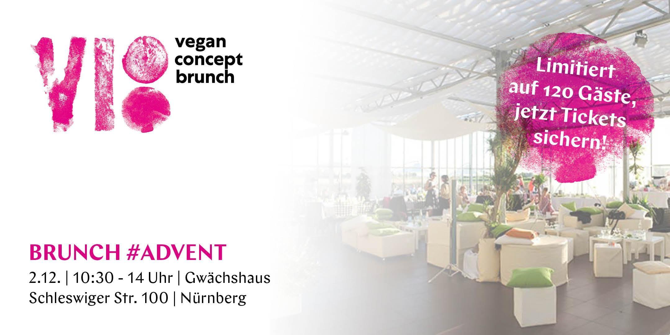 V18 Vegan Brunch Advent Nurnberg 02 12 18 Evensi