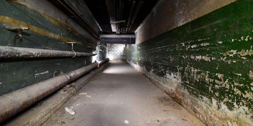 "Cartwheel Art Tours: ""Underground LA"" - DTLA"