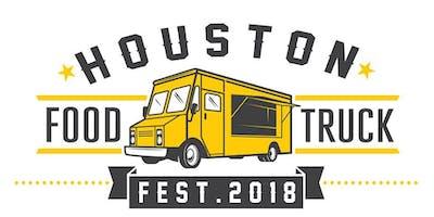 Houston Food Truck Festival, Concert & Carshow