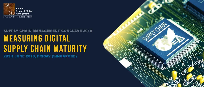 Accenture Strategy x SP Jain - Measuring Digital Supply Chain Maturity