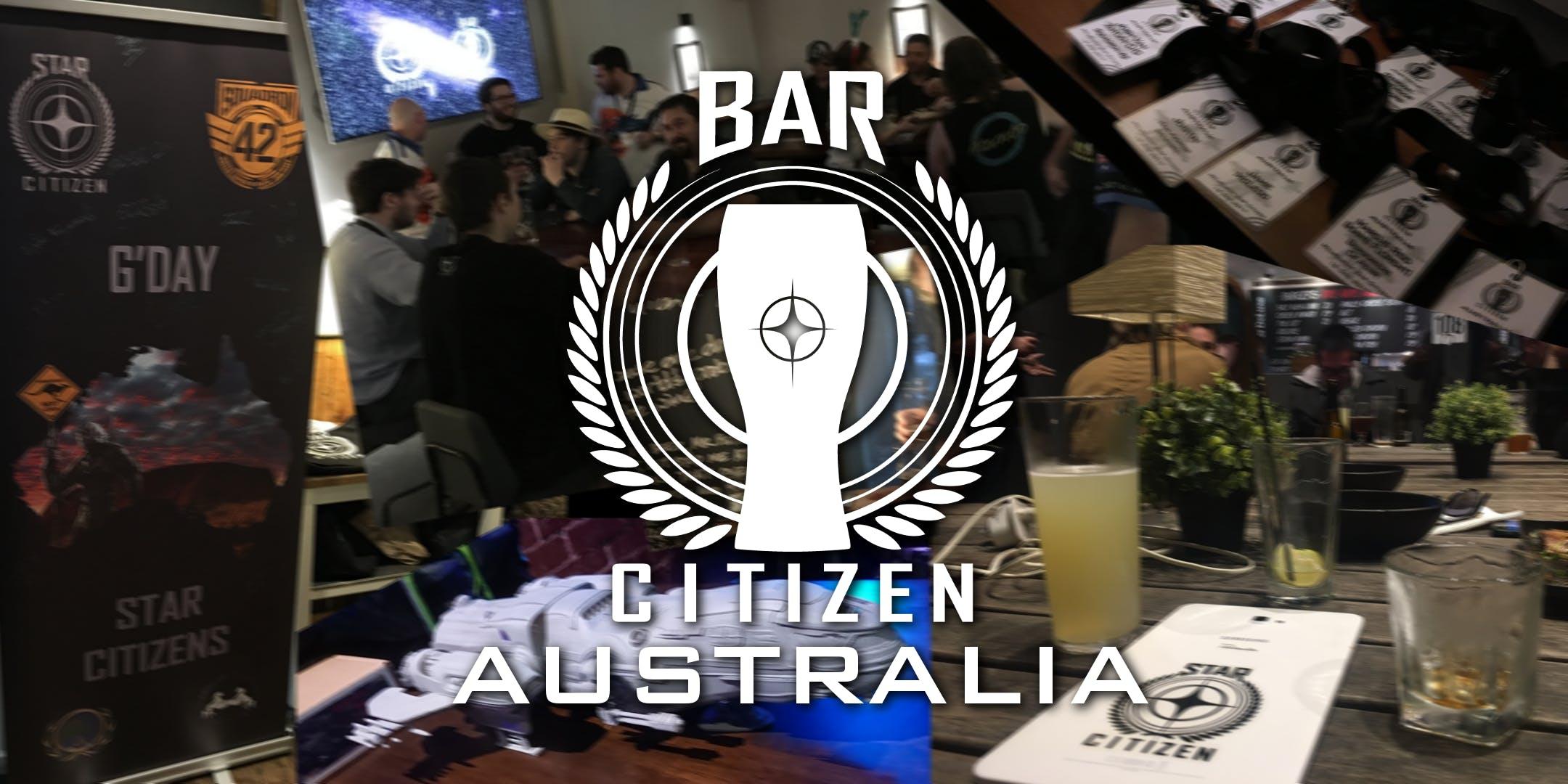 Bar Citizen Melbourne - PAX AUS 2018