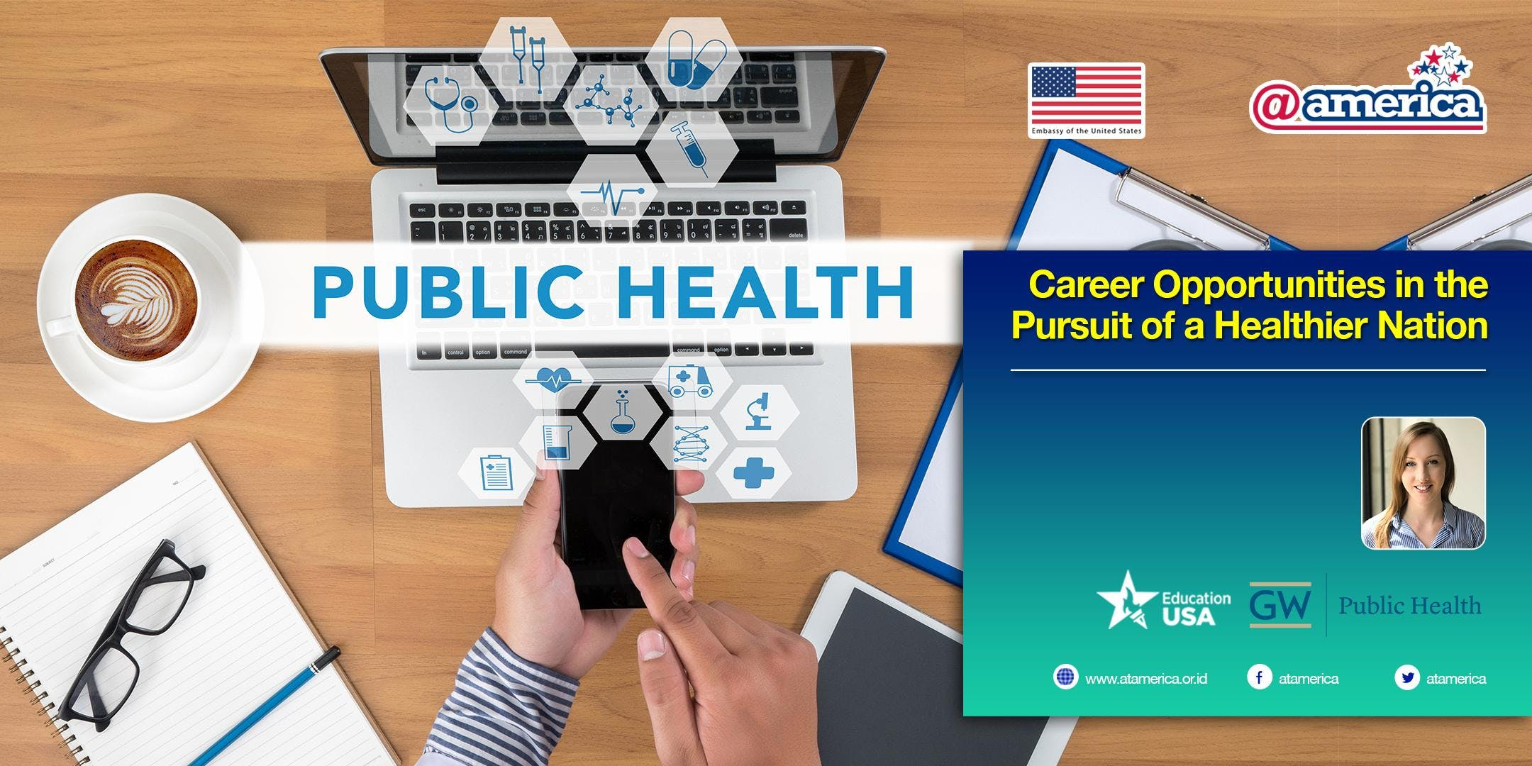 Career Opportunities in the Pursuit of a Healthier Nation