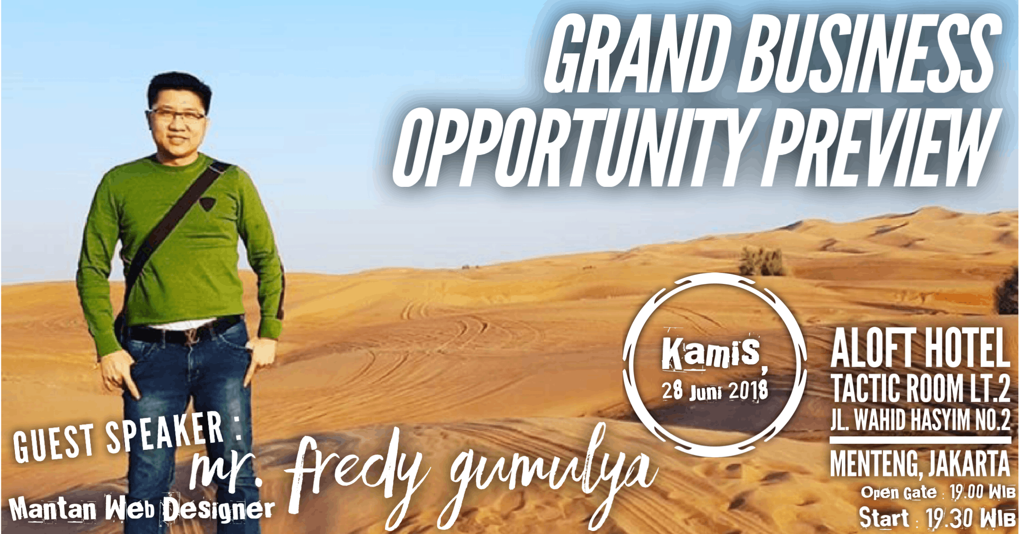 Grand Business Opportunity Preview