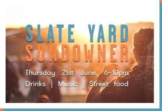 The Slate Yard Sundowner