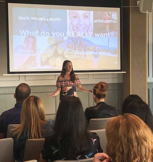 Whats your Why? Mindset Event