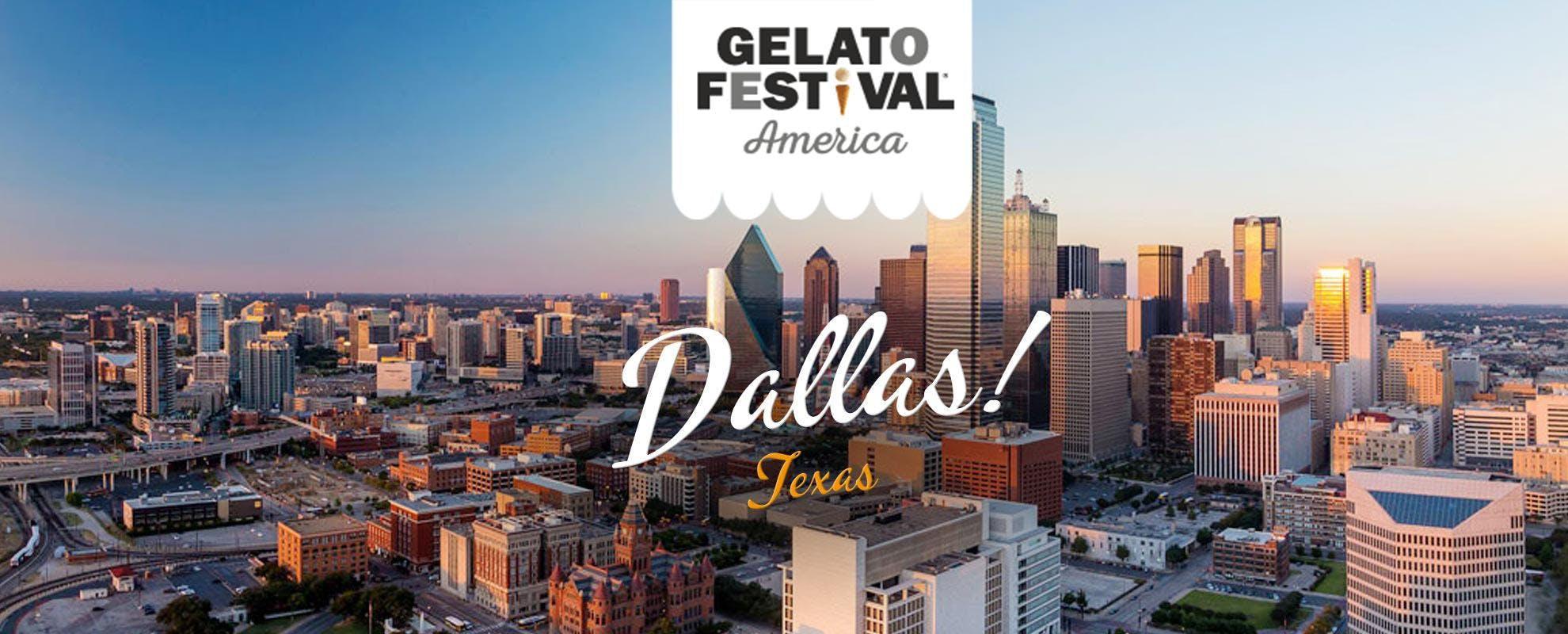 GELATO FESTIVAL DALLAS 2018