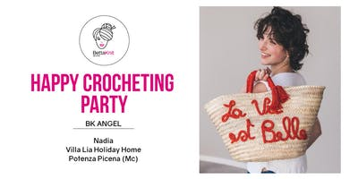 Crocheting Party - La Panier