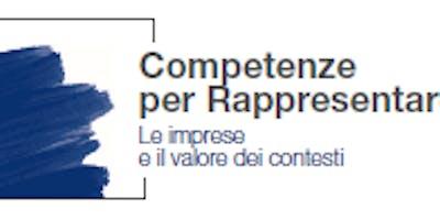"""9° Incontro corso di formazione """"Competenze per rappresentare"""""""