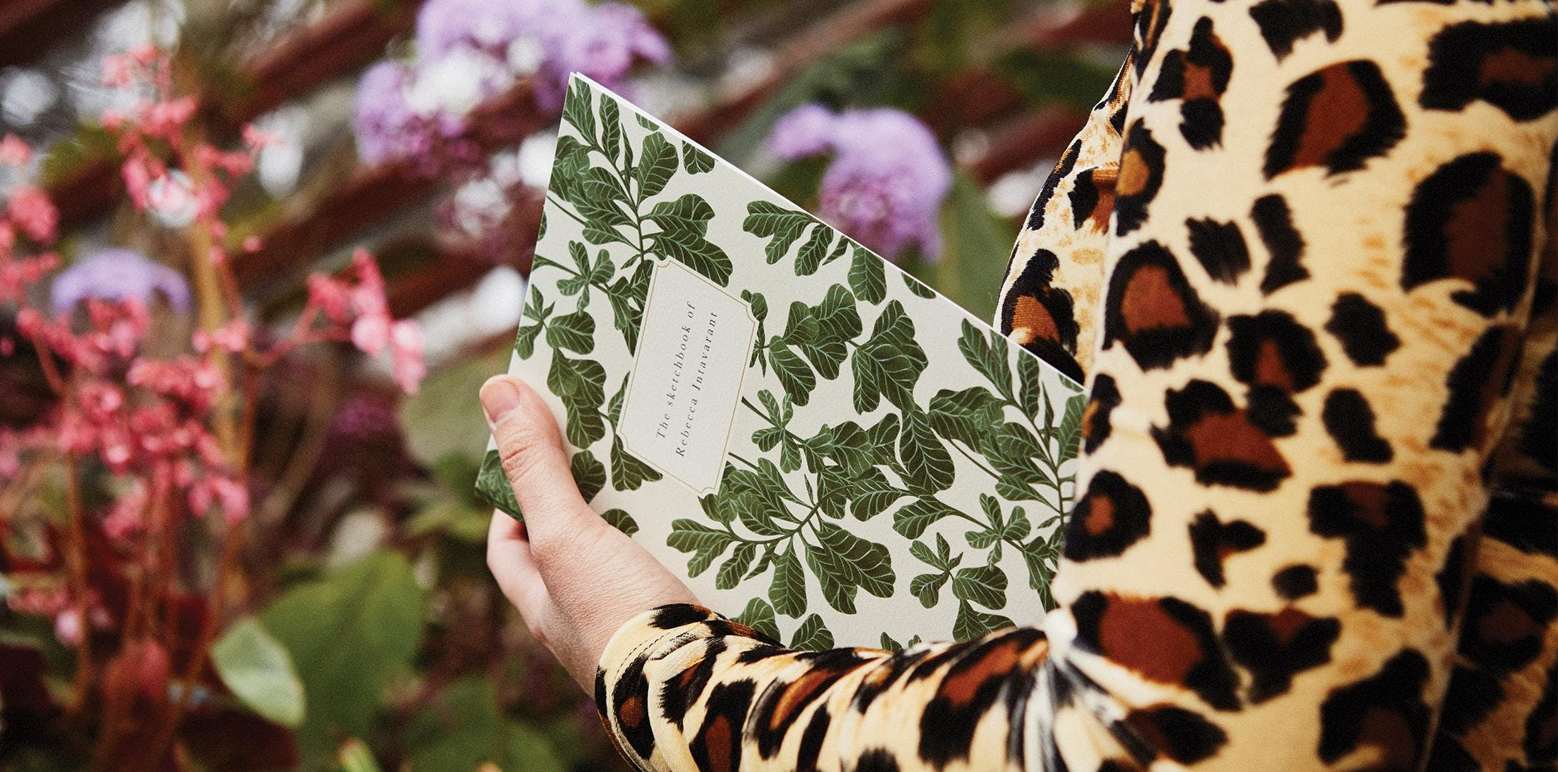 Botanical Pattern Design Workshop
