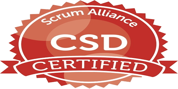 CSD: Agile Software Development with Scrum