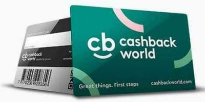 BUSINESS INFO CASHBACKWORLD