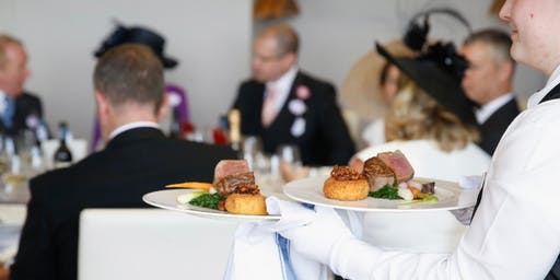 Royal Ascot Hospitality - Balmoral Restaurant Packages - 2019