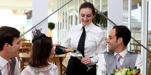 Royal Ascot Hospitality - Carriages Restaurant...