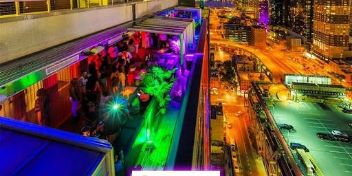 Sky Room Rooftop Fridays