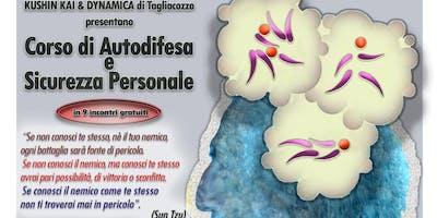 Aspetti Psicologici dell'Autodifesa (Replica)