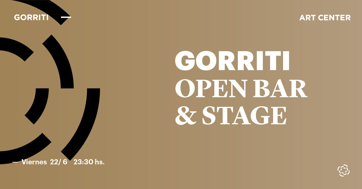 Open Bar & Stage