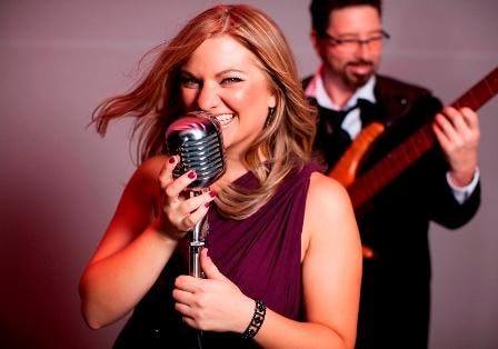 The Mike Frost Band with Lauren Meccia Live