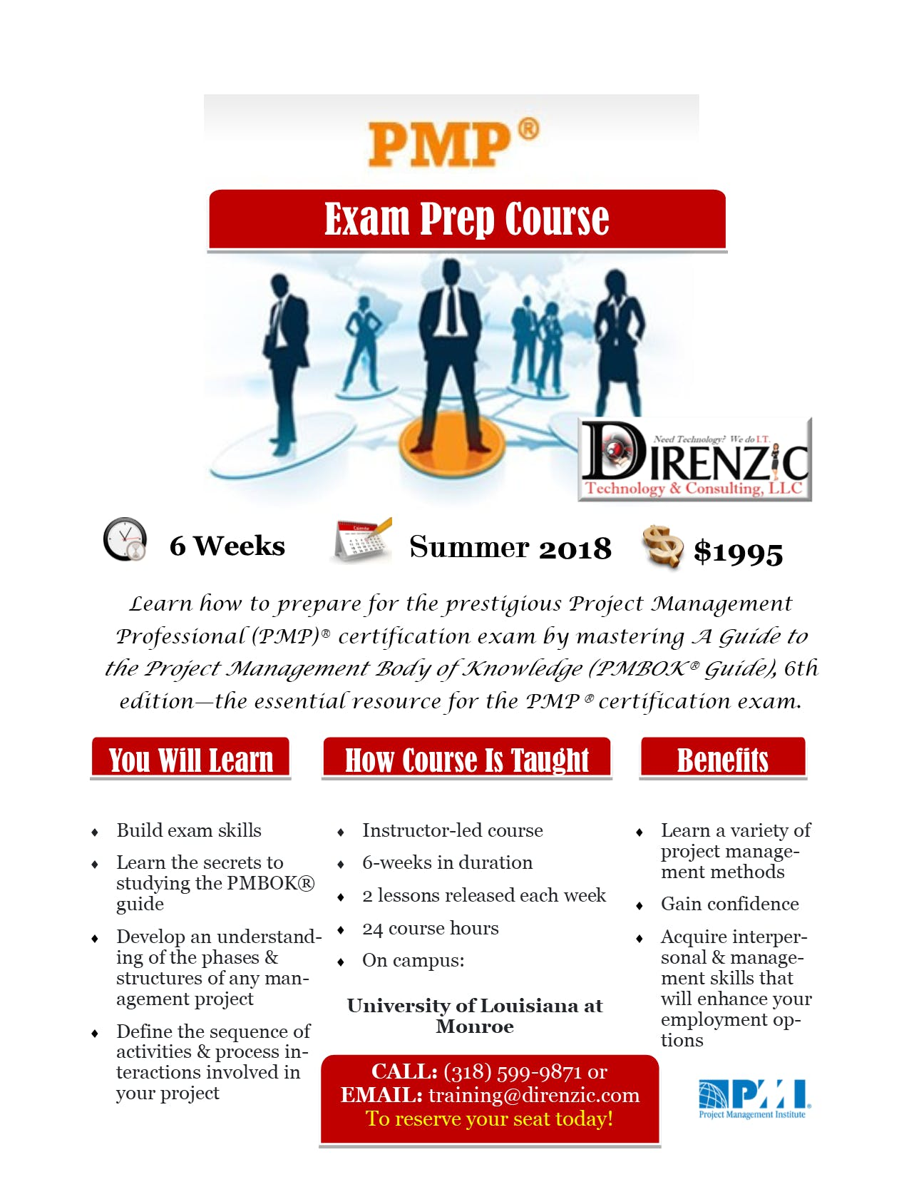 Project Management Professional Pmp Exam Prep 6 Week Course 28
