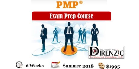 Project Management Professional (PMP)® Exam Prep 6-Week Course tickets
