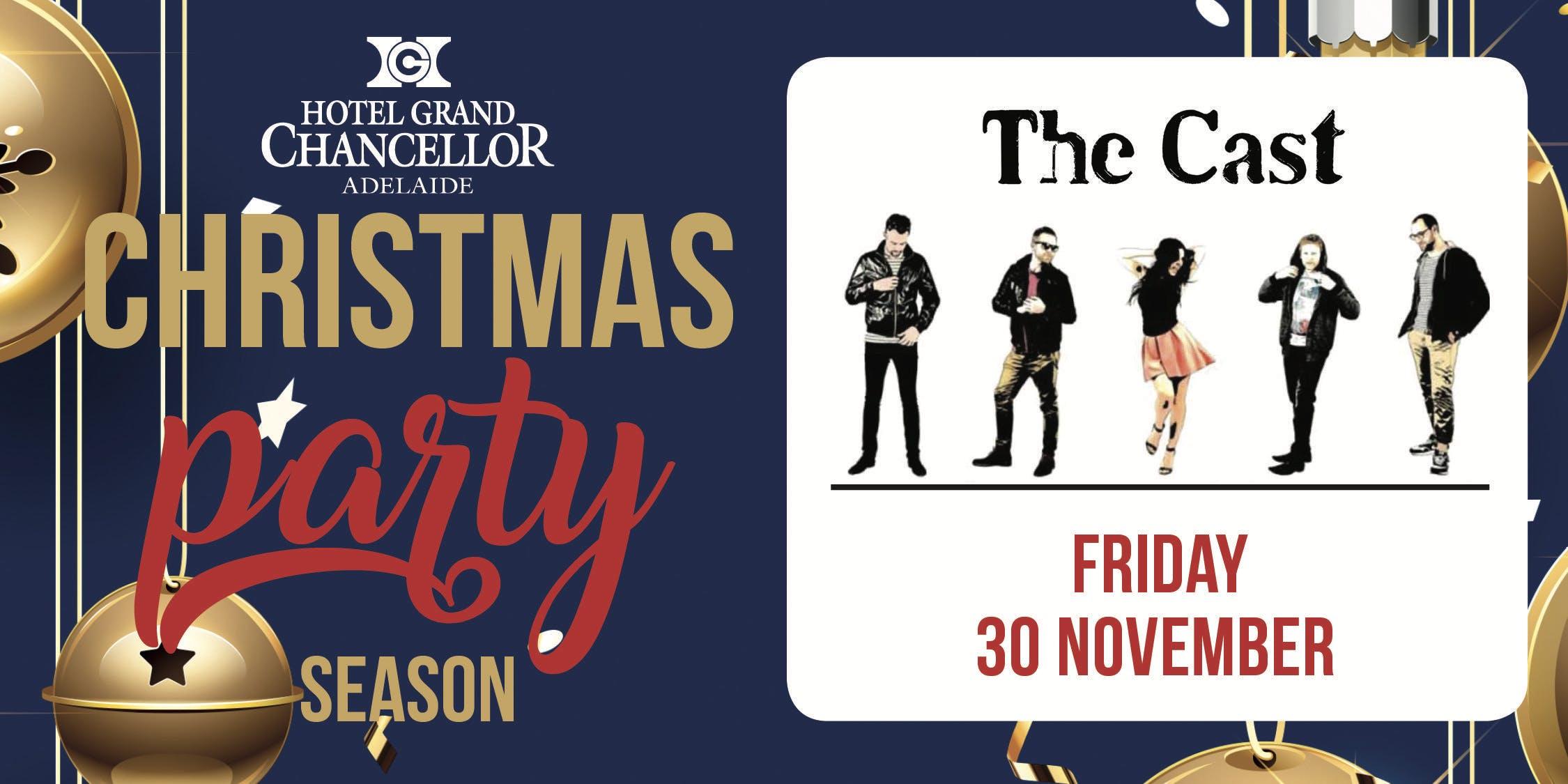 The Cast Christmas Show - Friday 30th November 2018 - 30 NOV 2018