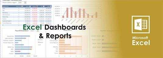 MS Excel - Advanced (Reports & Dashboards)