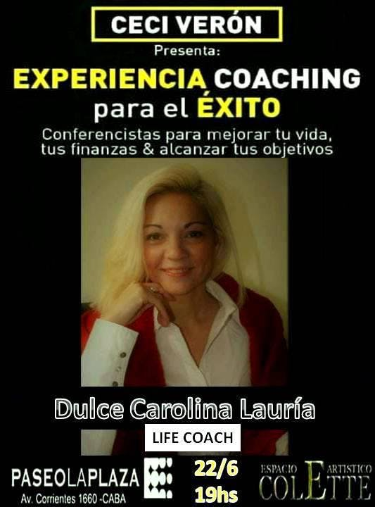 Experiencia Coaching para el Éxito