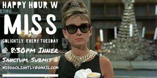 Happy Hour with Miss Golightly
