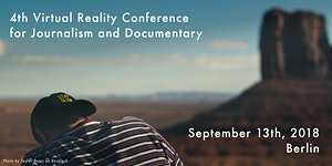 VR Conference for Journalism & Documentary
