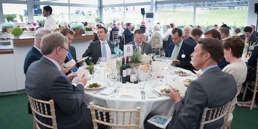 Royal Ascot Hospitality - Village Chalet (30 Guests) - 2019