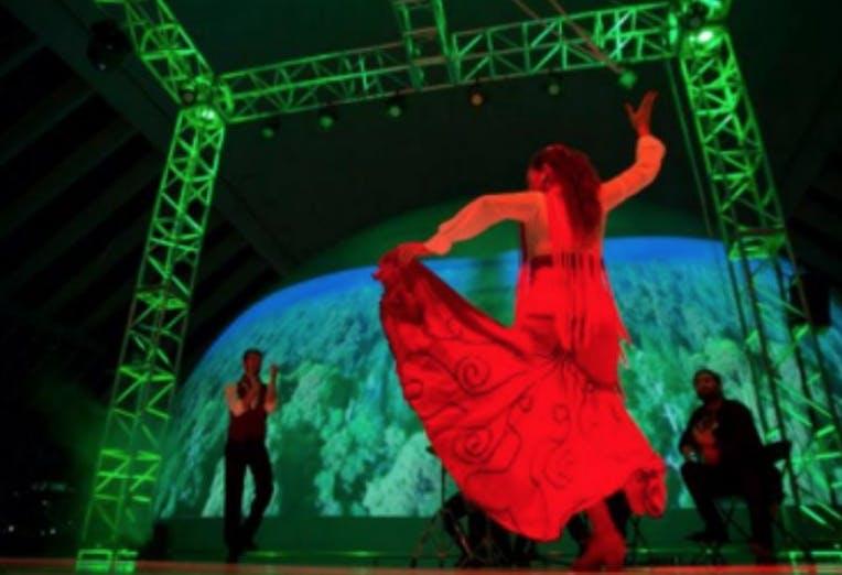 Compañía de flamenco Alberto Marqués - Sábado