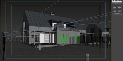 SketchUp Pro Advanced con V-Ray – Architettura e Design