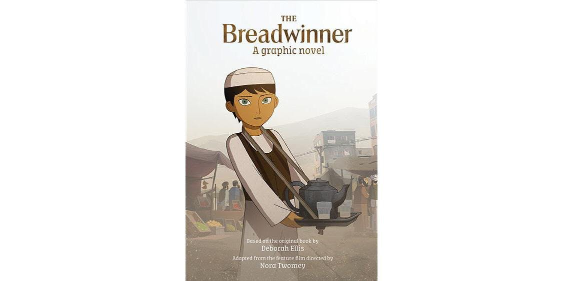 The Breadwinner: Storytelling: All Ages 9+