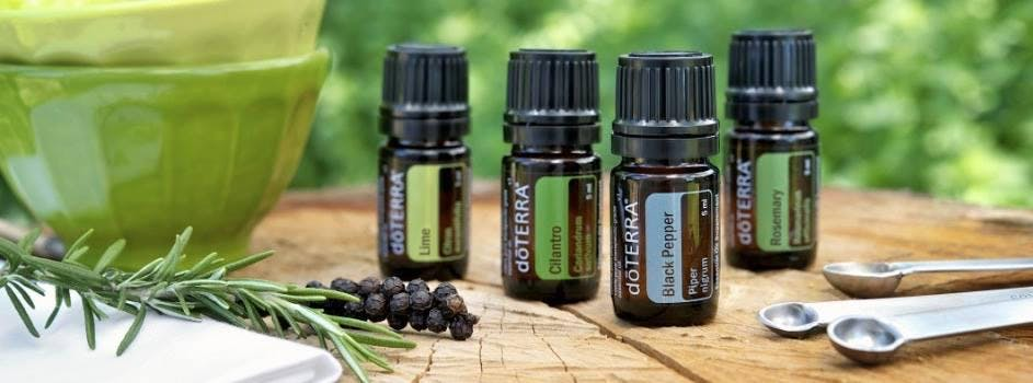 Using Food-Grade dōTERRA Essential Oils in Fo