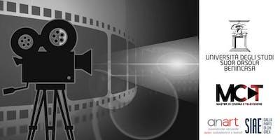 Presentazione Master in cinema e televisione IV edizione 2018-19