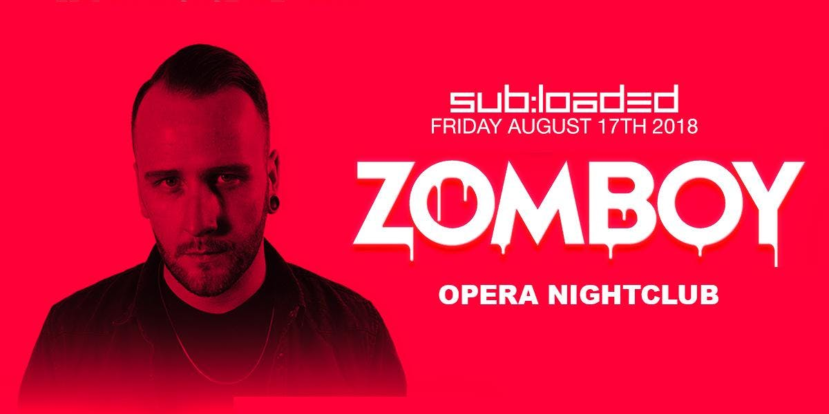 zomboy friday august 17th 2018