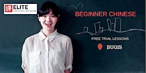 Conversational Chinese FREE Trial Lesson @ BUGIS