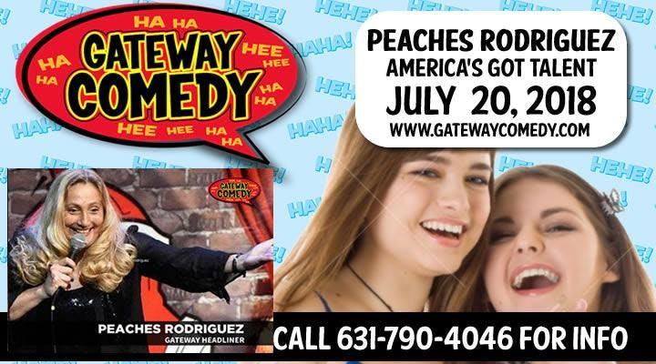 Peaches Rodriguez