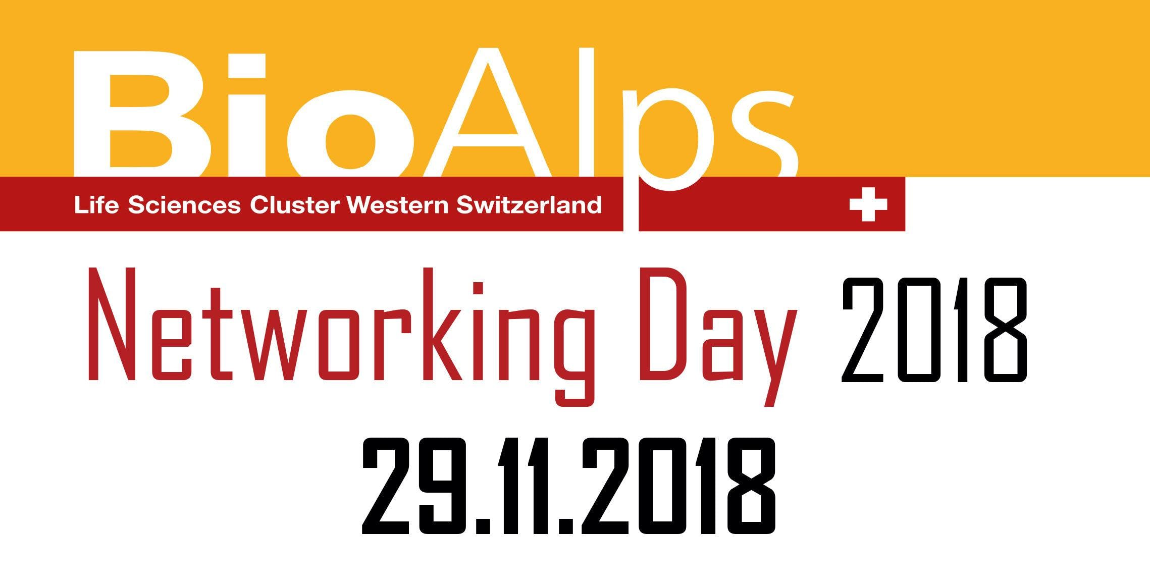 BioAlps Networking Day 2018