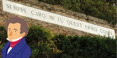 ASSAGGI D'INFINITO CON GIACOMO LEOPARDI