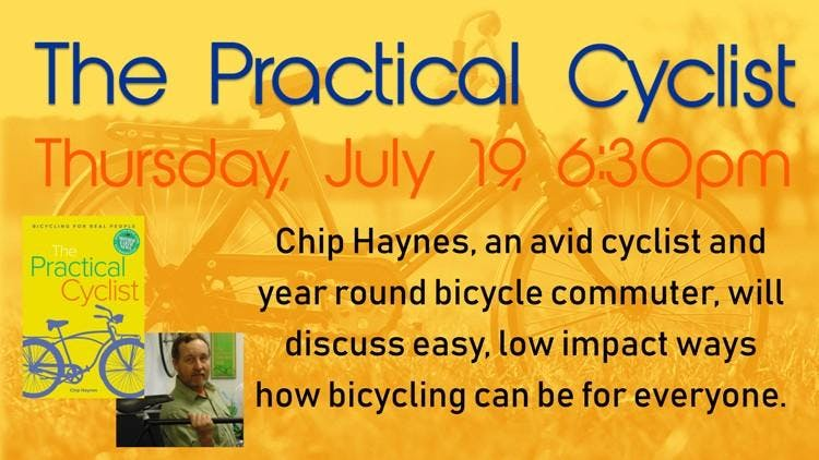 The Practical Cyclist: Bicycling for Real Peo