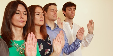 Dynamic Prayer and Healing using the Twelve Blessings - Mondays 8pm tickets