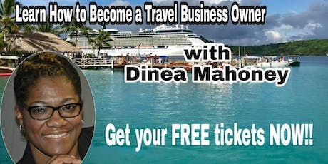 Learn How to Become a Travel Business Owner tickets