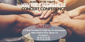 CONCERT - CONFERENCE: