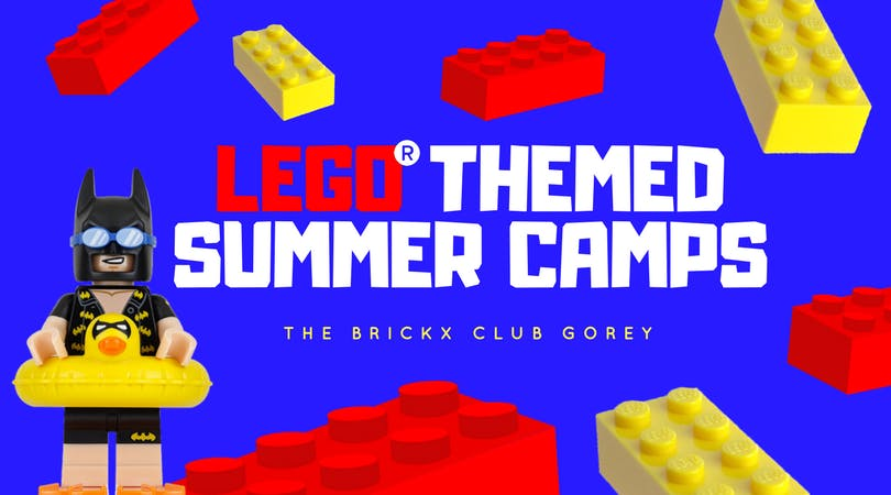 LEGO® Summer Camp - Enniscorthy