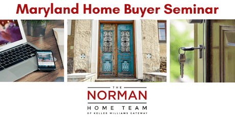 Free Maryland Home Buyer Seminar - Coffee, Donuts & Great Info! White Marsh tickets