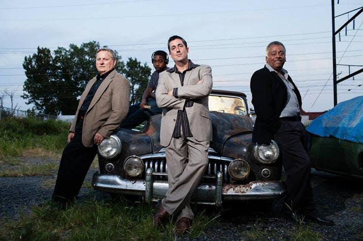 Gypsy Joe Alves & The Groove Prophets